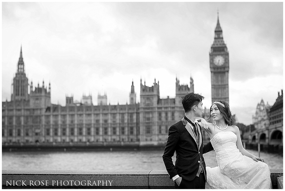 London wedding photo