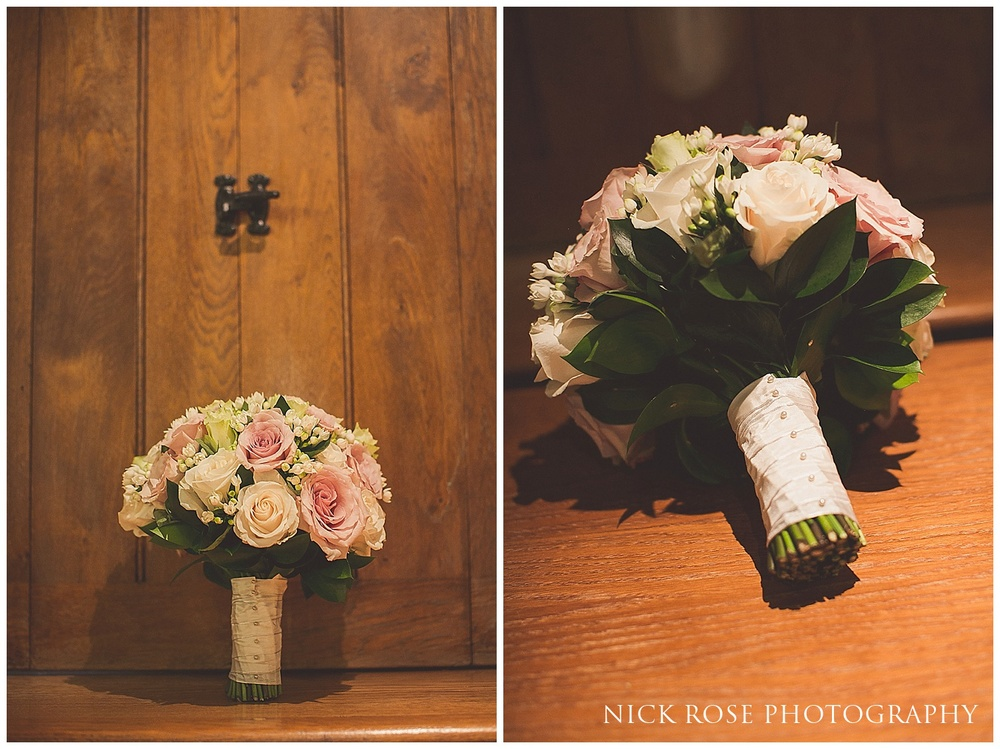 Pennyhill Park Wedding Flowers