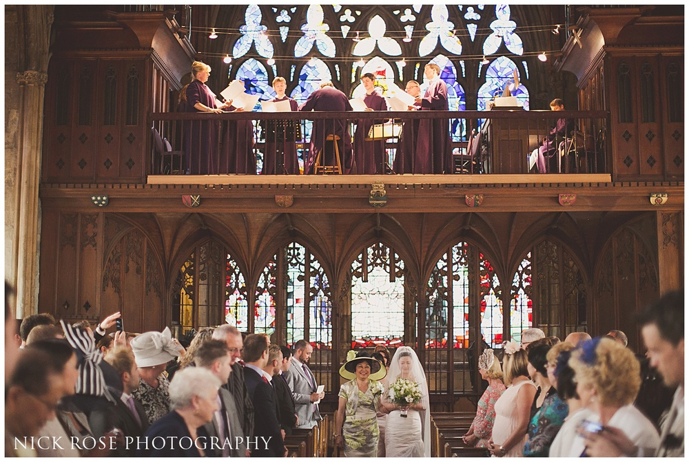 St Etheldreda's Wedding Photography