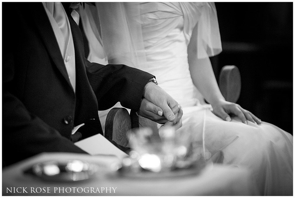 St Etheldreda's Wedding Photographer