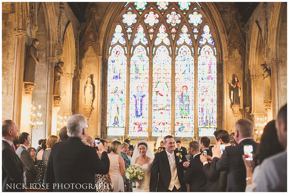 Wedding Photographer St Etheldreda's Church