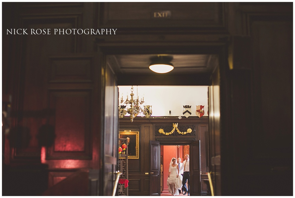 Wedding Photographer Stationer's Hall London