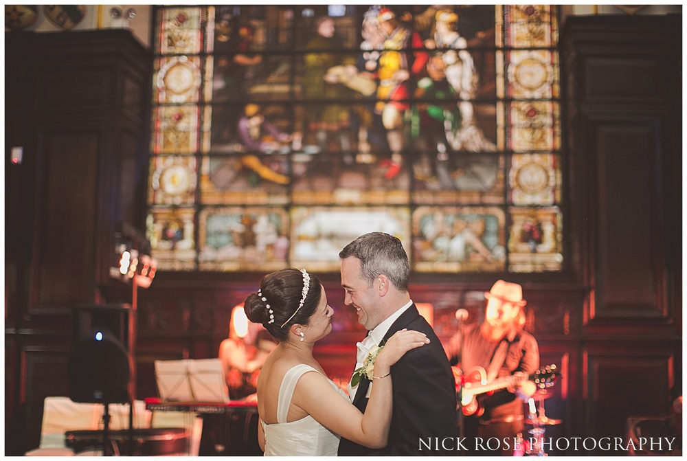 Stationer's Hall Wedding London