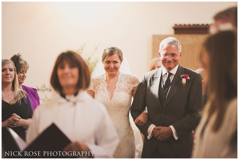 St Marys Church Wedding Long Ditton