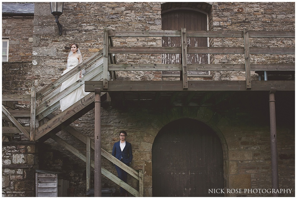 Yorkshire pre wedding photography UK