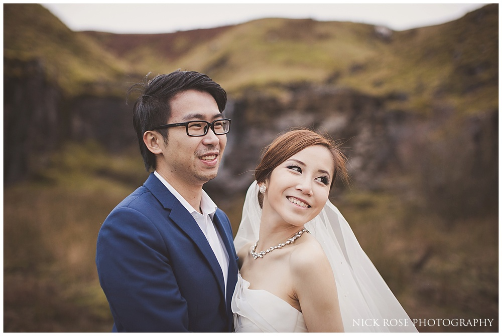 Asian pre wedding destination photographer