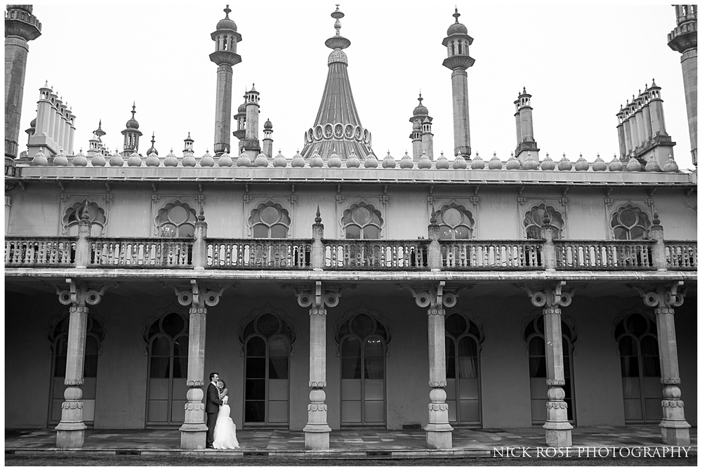 Royal Pavilion Wedding Brighton