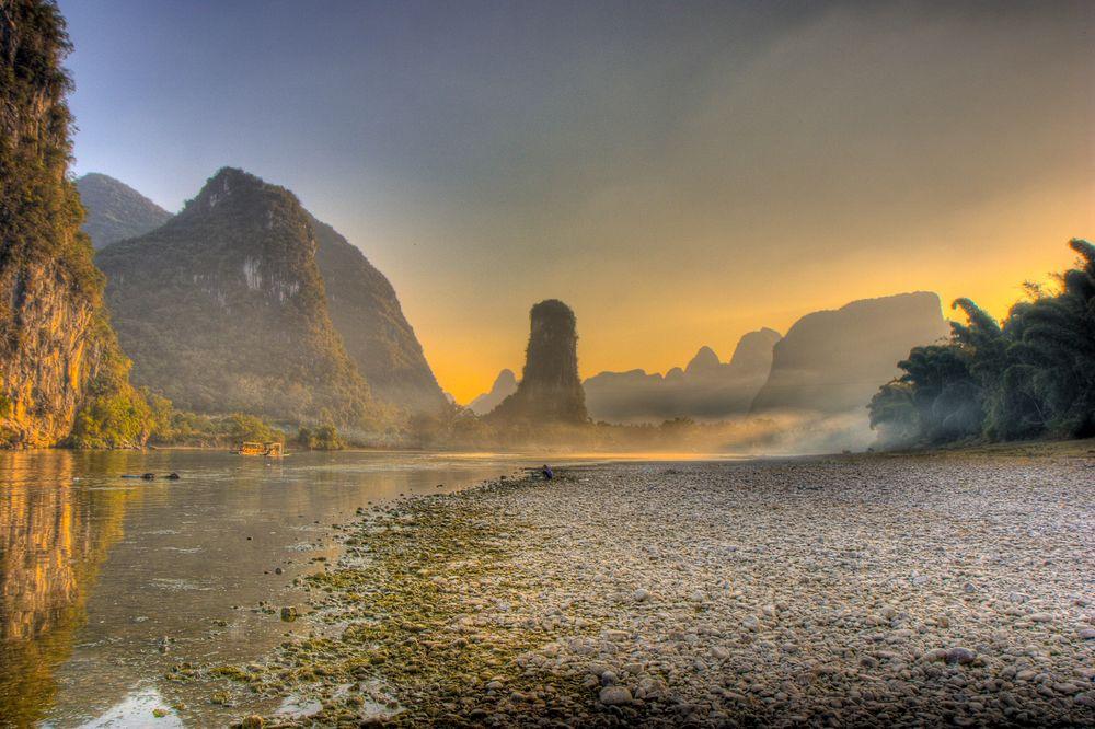 Li river Yangshou
