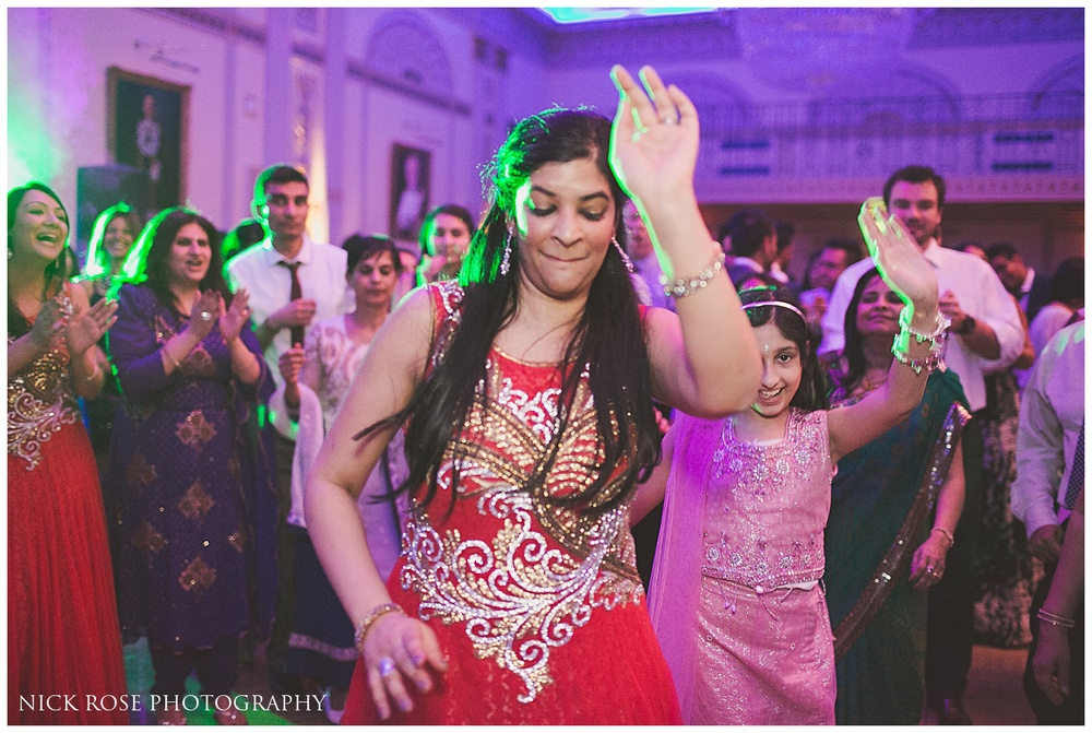 Plaisterers Hall Indian wedding reception London