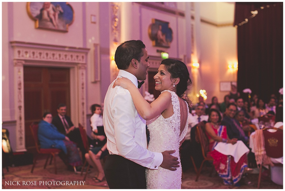 Plaisterers Hall wedding London