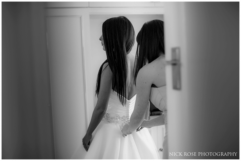 Langham London Wedding Photography