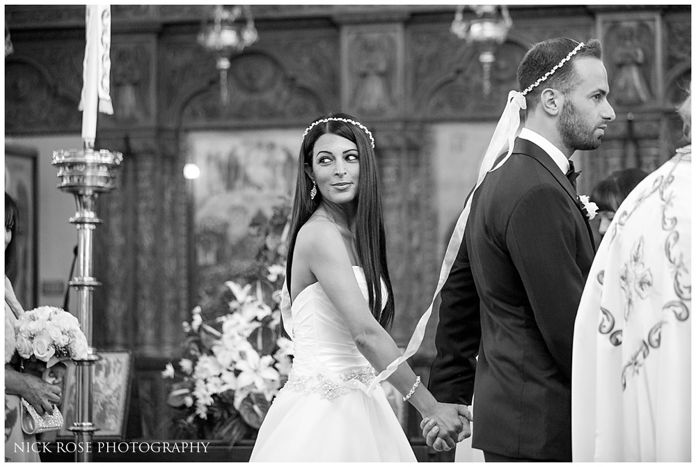 Greek wedding photographer London