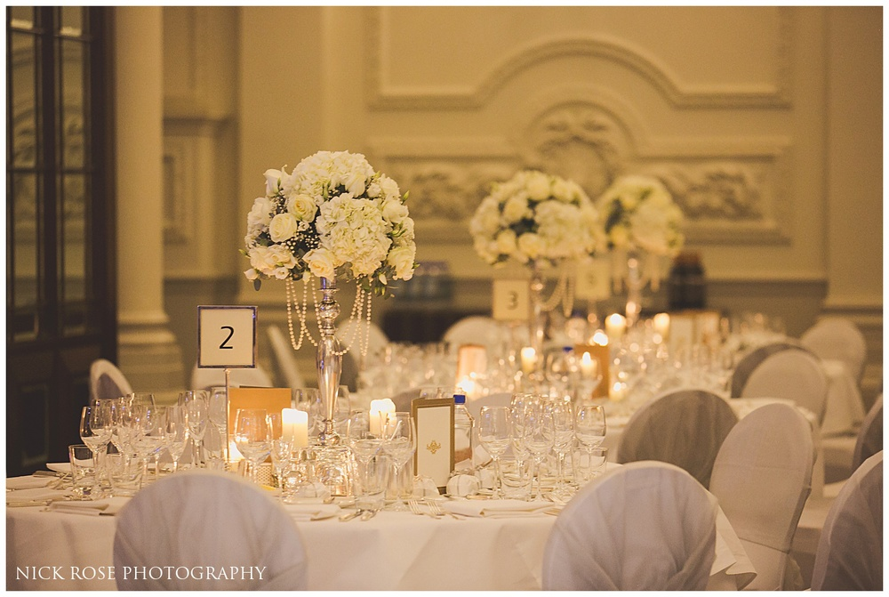 Wedding Photography Langham Hotel London