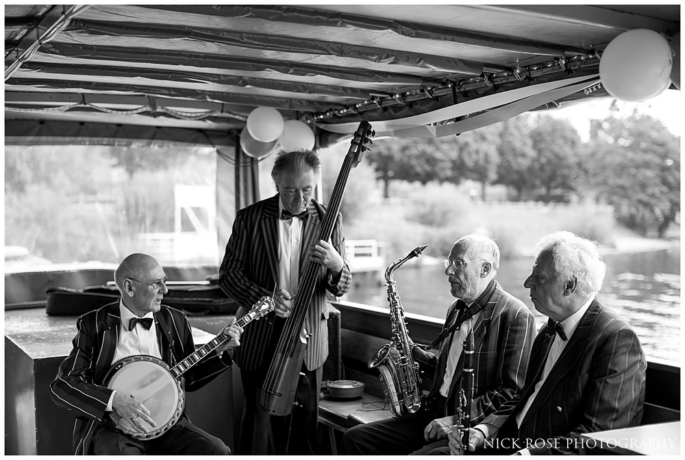 Thames Boat Wedding