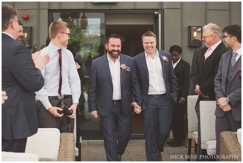 Ham Yard Hotel Wedding Photographer
