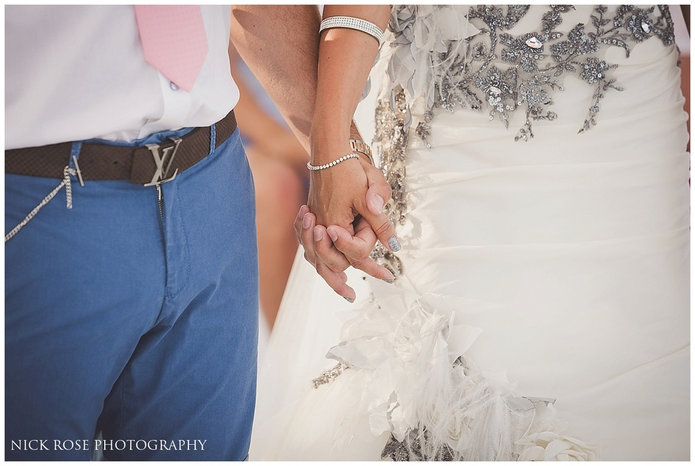Destination Beach Wedding Marbella Spain