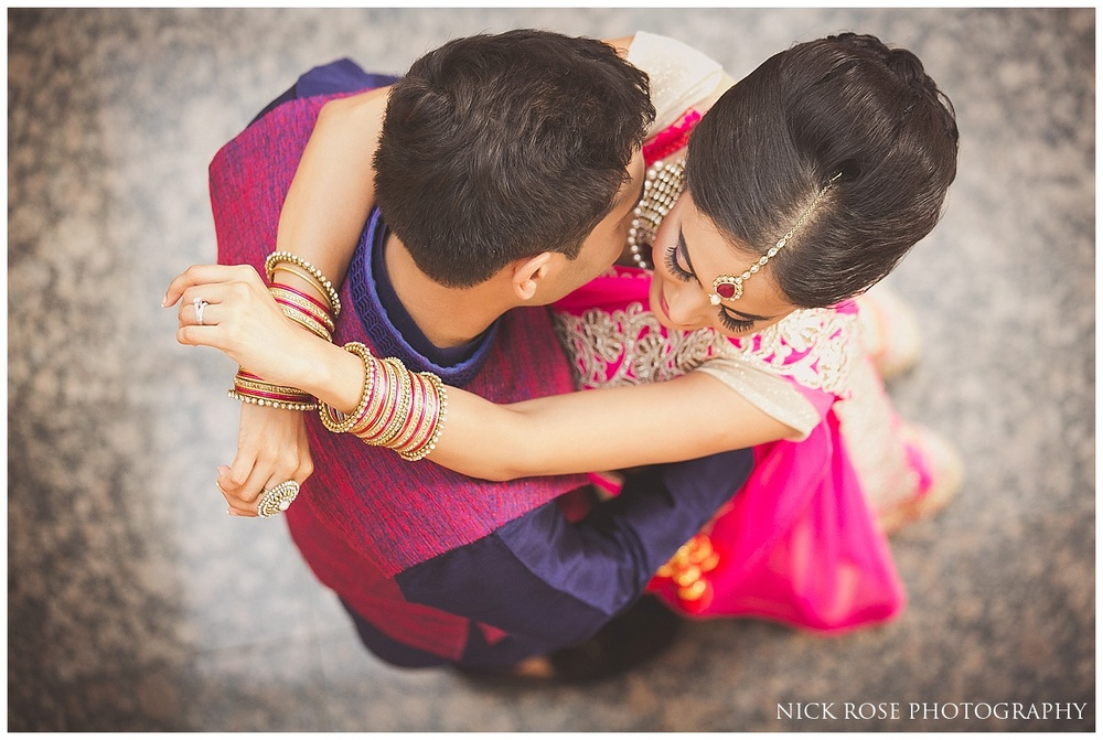Asian wedding photography in Hertfordshire