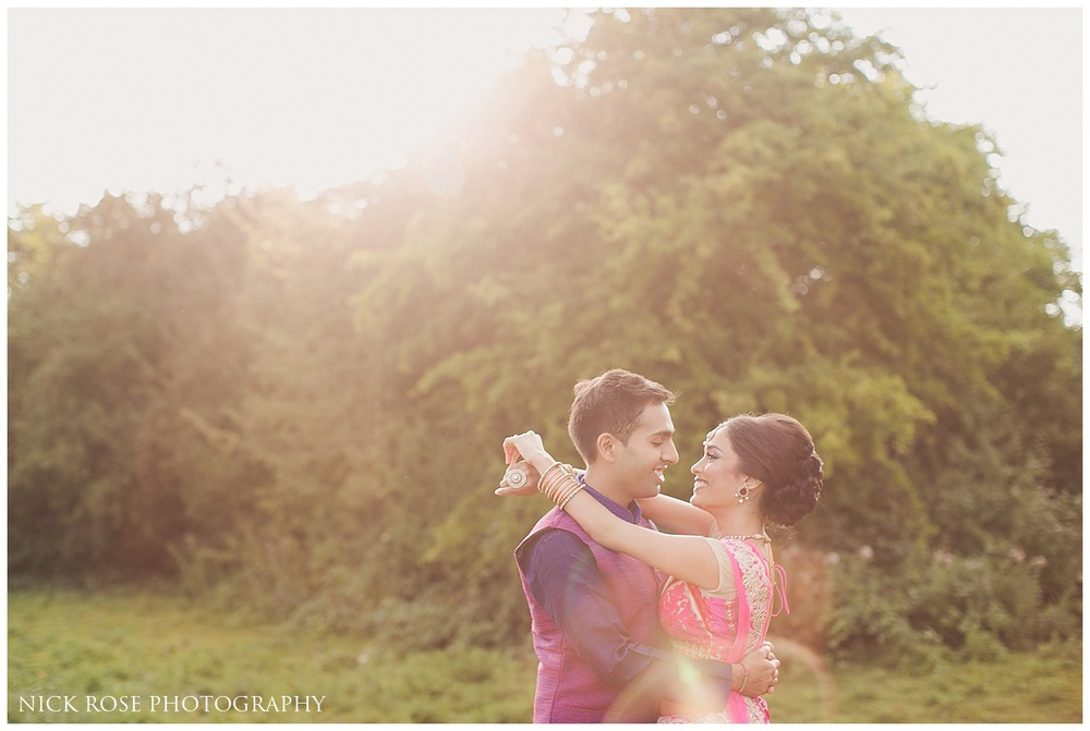 Hindu wedding photography in Hertfordshire