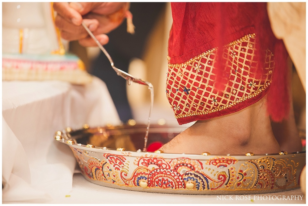 Indian Wedding at Raddison Blu Heathrow
