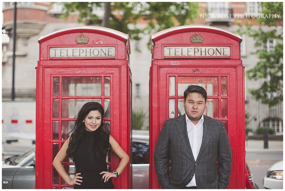Kazakhstani Pre Wedding Photography London