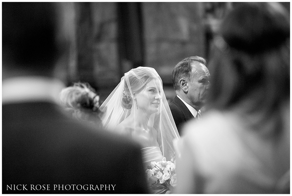 Brompton Oratory Wedding Photography London
