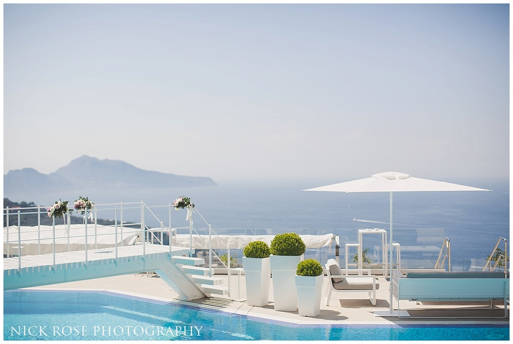 Villa Eliana Wedding Sorrento Italy