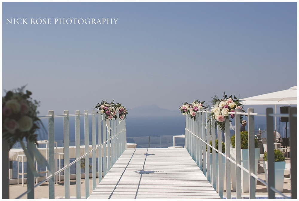 Destination wedding in Sorrento ItalyVilla Eliana Wedding Sorrento Italy