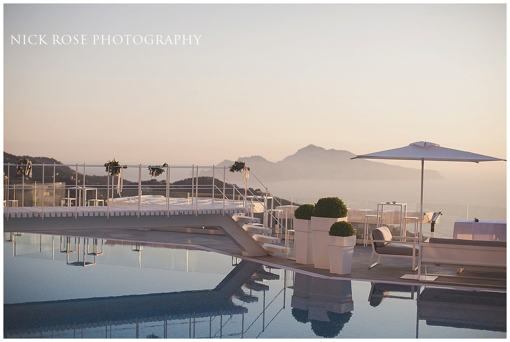 Destination Wedding Villa Sorrento Italy