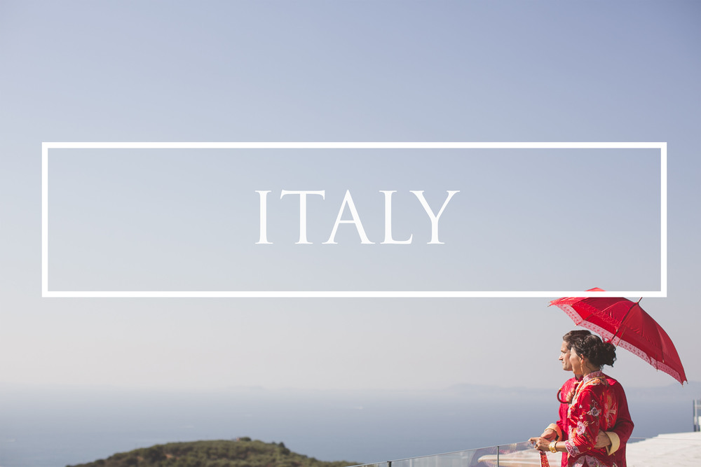 Sorrento Italy Destination Wedding Photographer