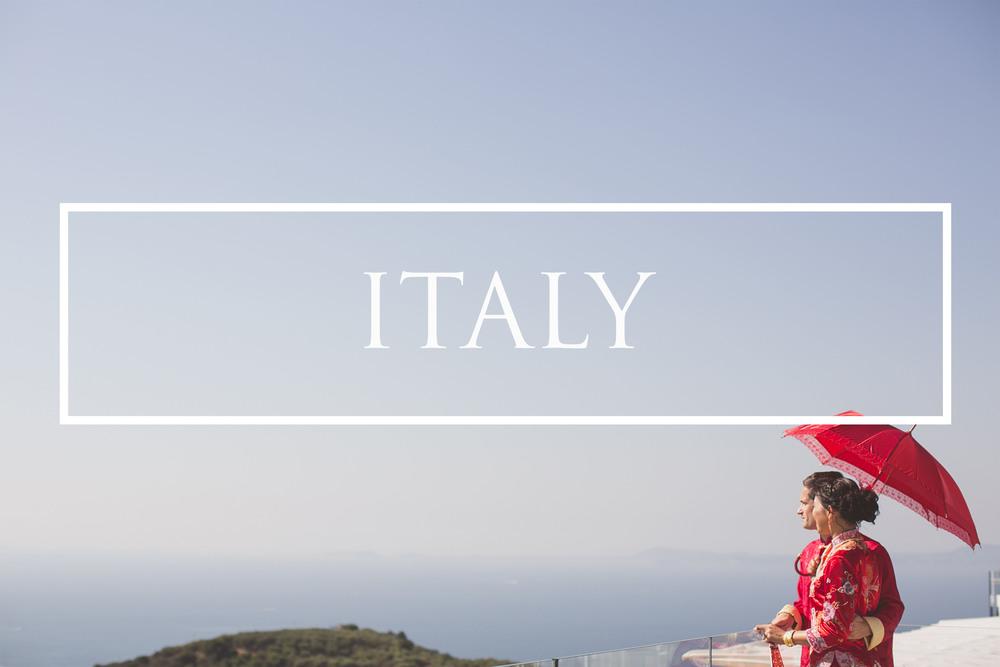 Sorrento Italy Destination Wedding Photographer