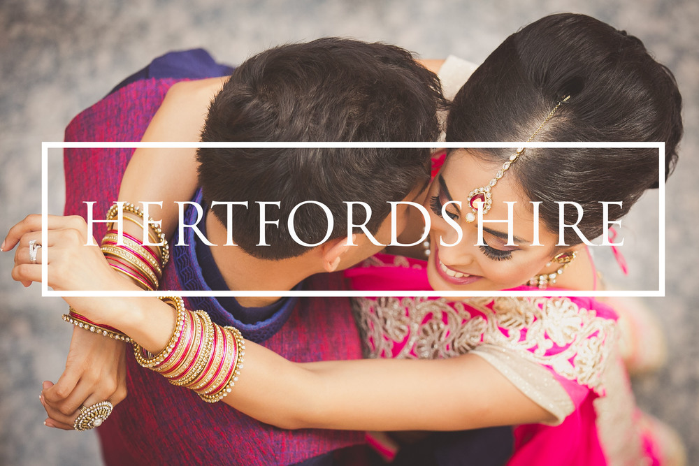 Hindu Wedding Photography Hertfordshire