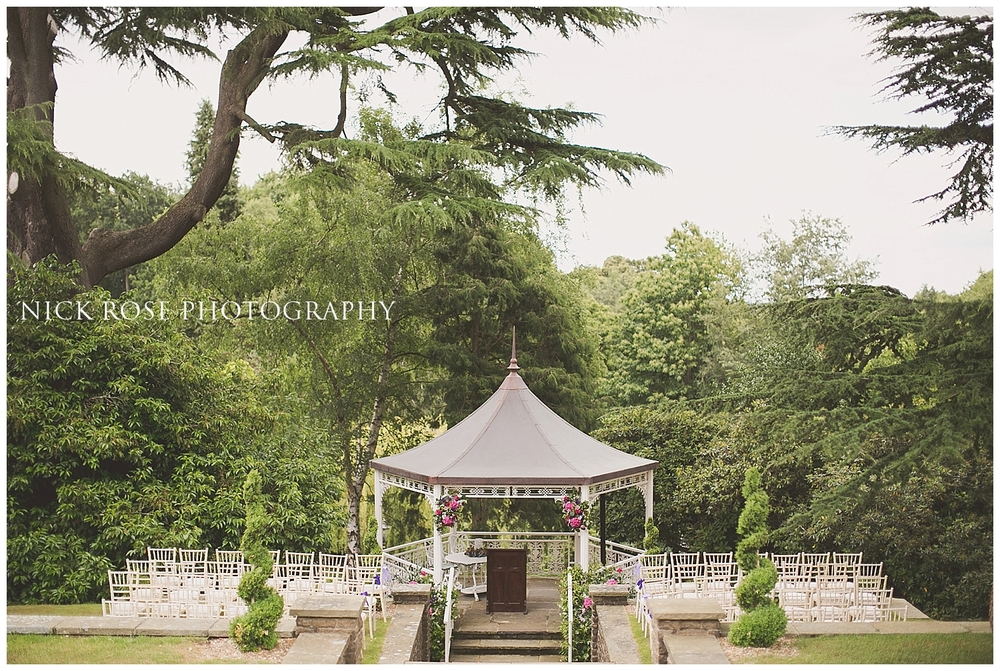 The Terrace Pavilion at Pennyhill Park