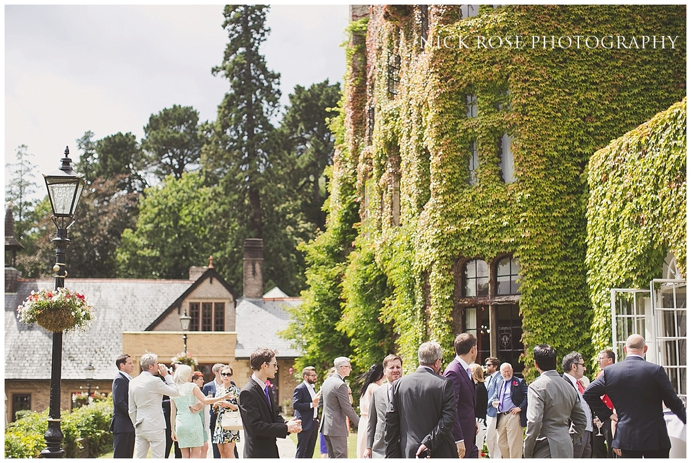 Pennyhill Park Wedding Ceremony Surrey