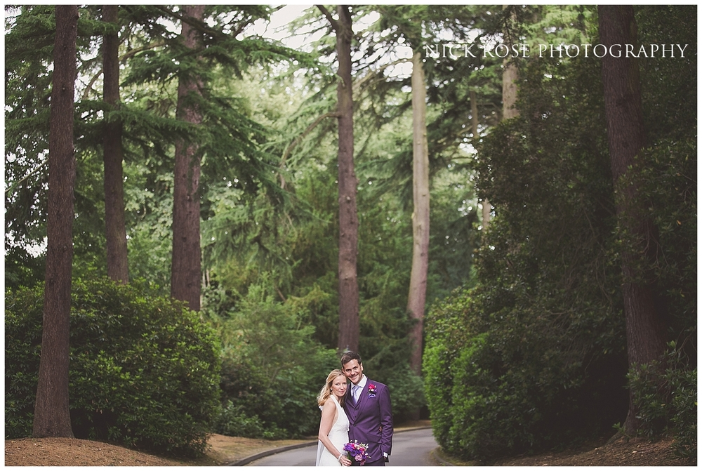 Wedding Photographer Pennyhill Park