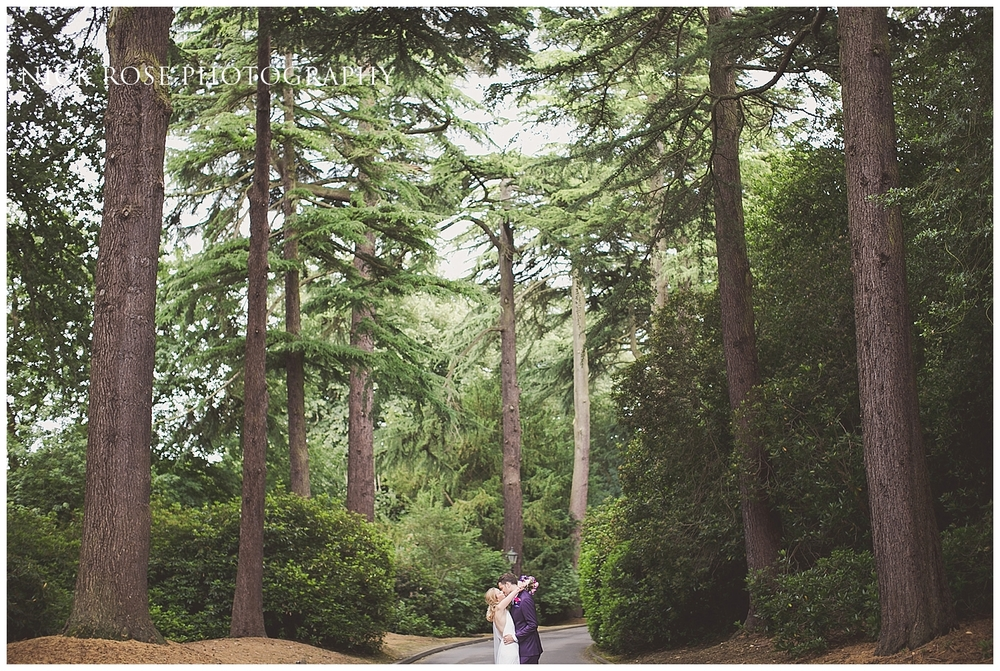 Surrey Wedding Photographer Pennyhill Park