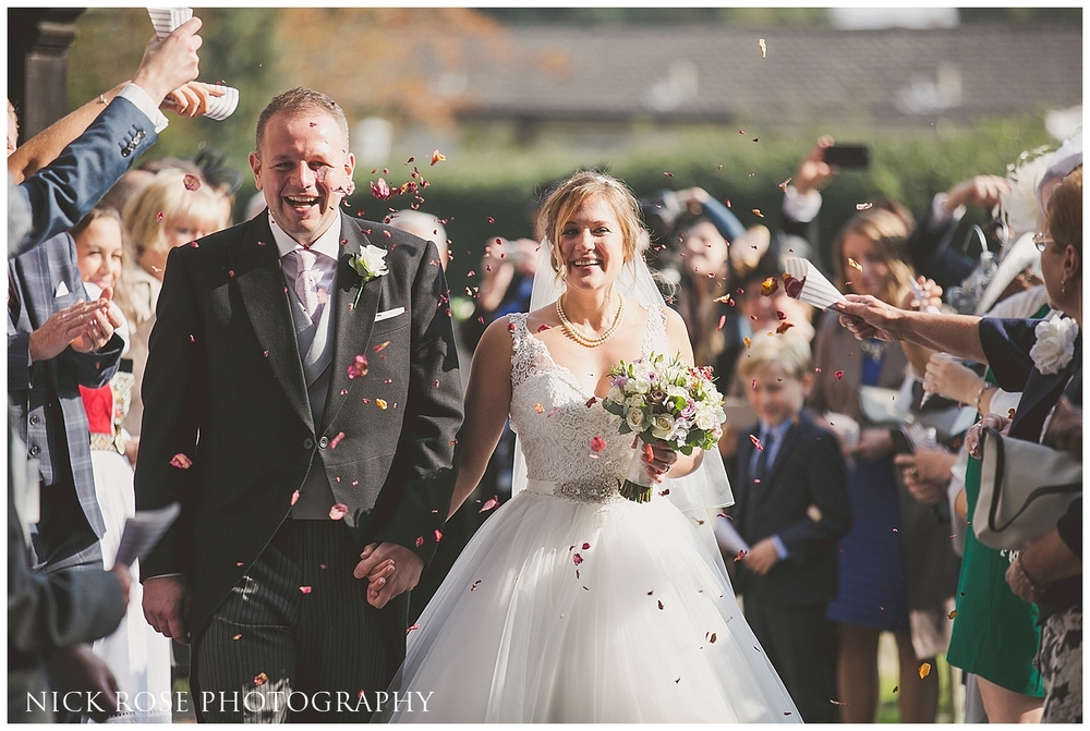 Buckinghamshire Wedding at Hedsor House Taplow