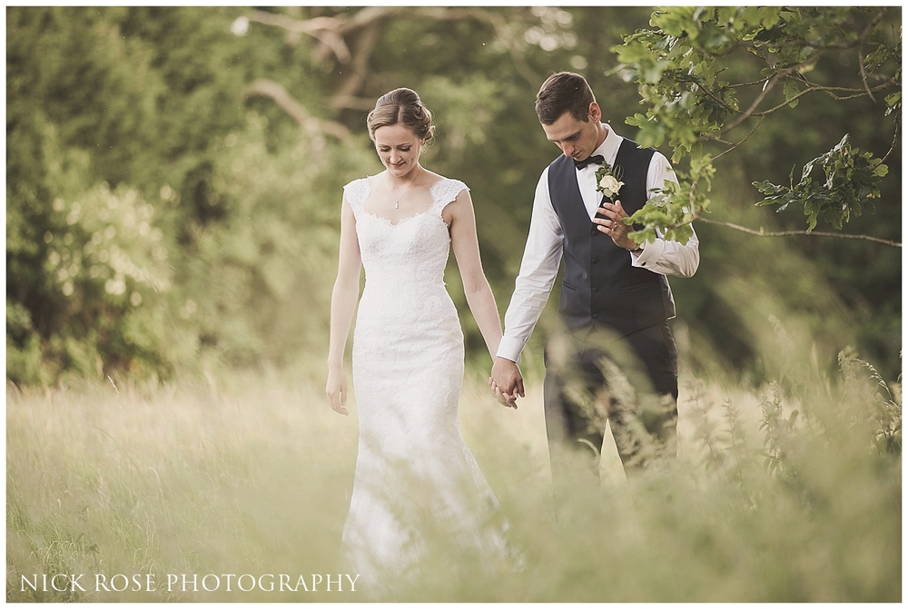 Silchester House Wedding in Berkshire