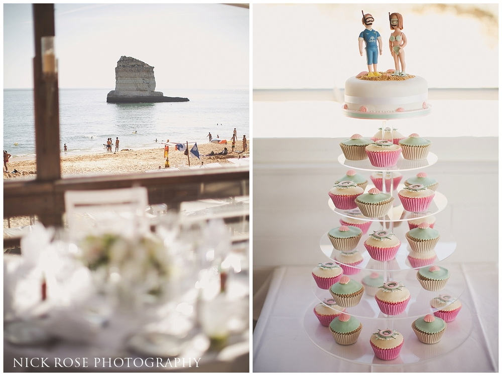 Destination wedding in the Algarve Portugal