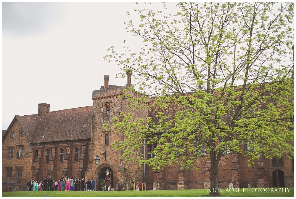 Hatfield House Wedding Photography Hertfordshire