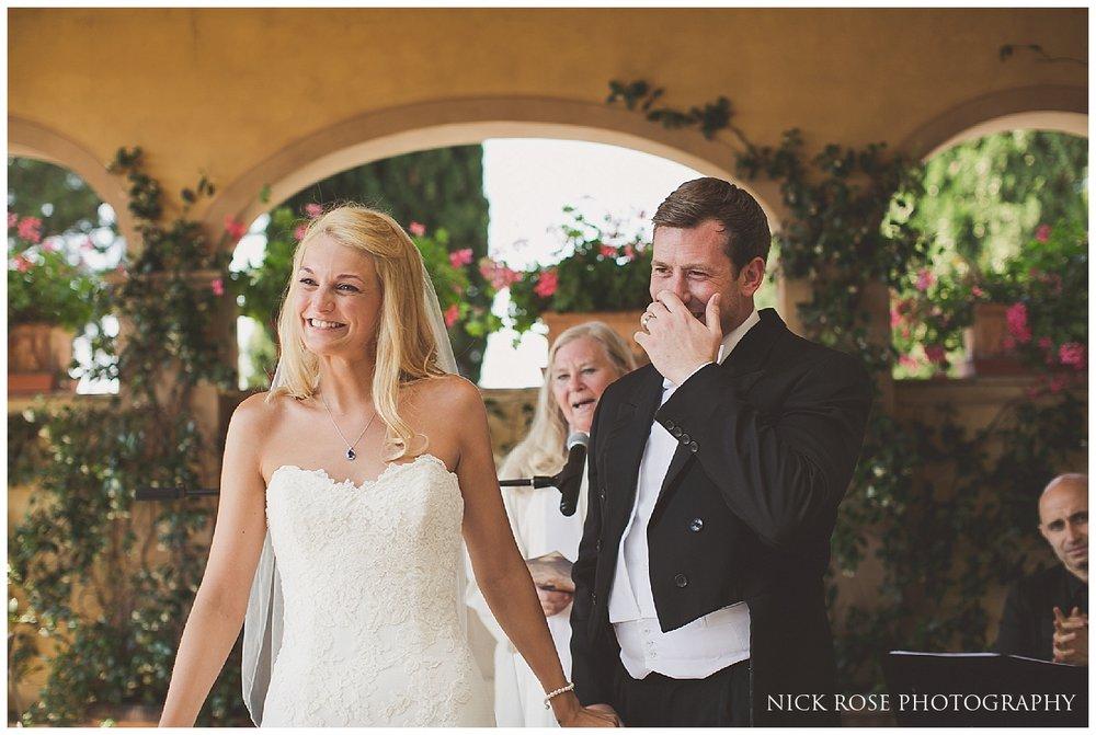 Antica Fattoria di Paterno Villa Wedding