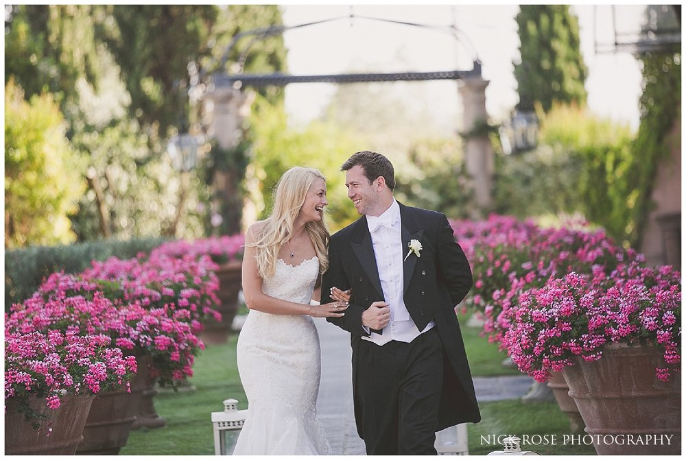 Destination Villa Wedding in Florence Italy