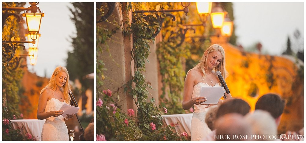 Rustic Italian Destination Wedding Villa Italy