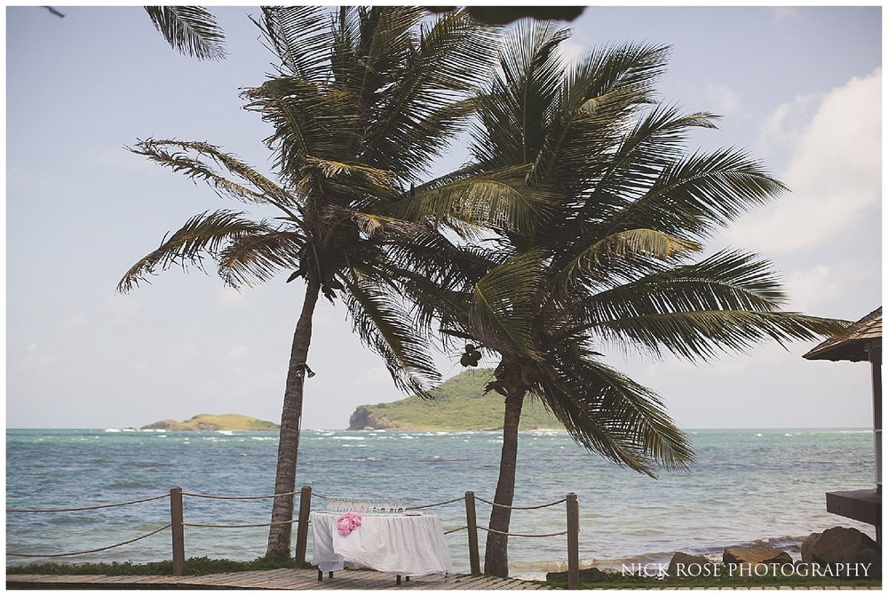 Coconut Bay Destination Wedding in St Lucia