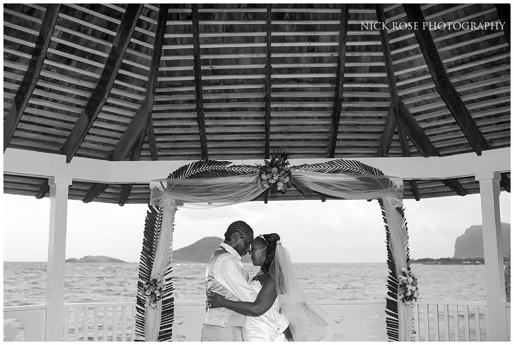 Coconut Bay Beach Wedding Photography St Lucia