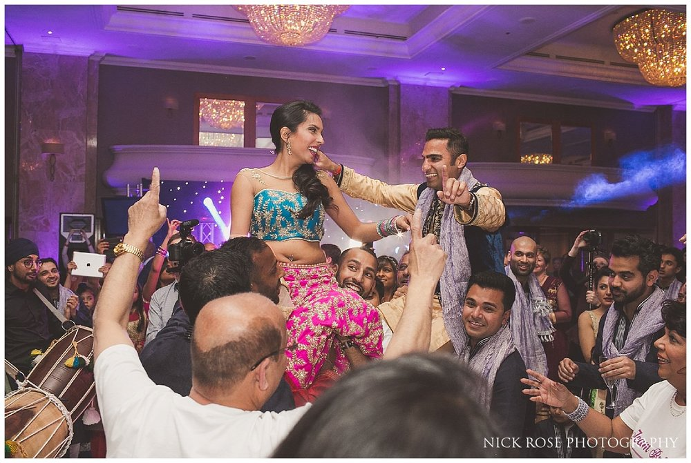 Indian Wedding Photography Park Lane Hilton