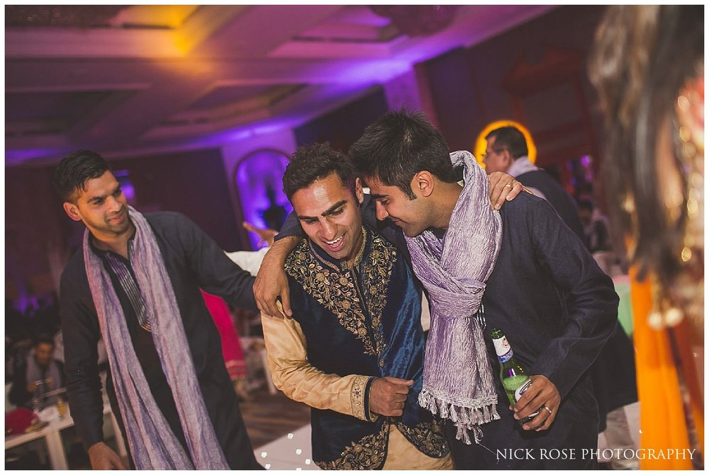 London Wedding Photographer Hilton Park Lane