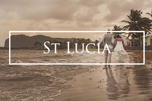 Destination Wedding Photography St Lucia