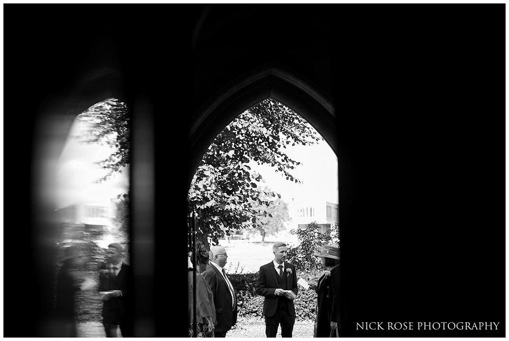 All Saints Church Wedding Photography Putney