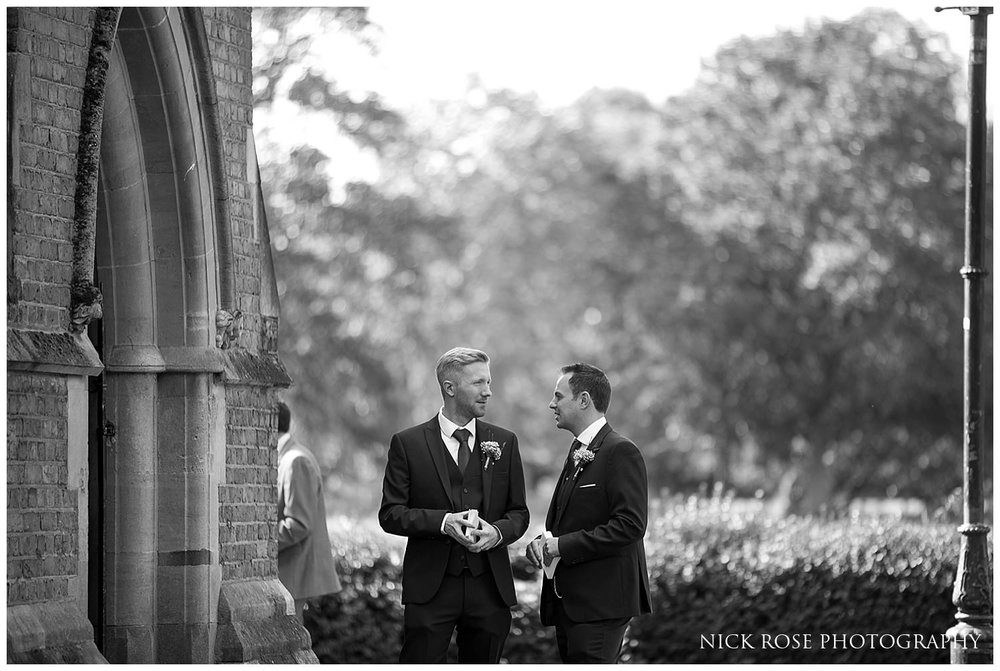 All Saints Church Wedding Photography Putney