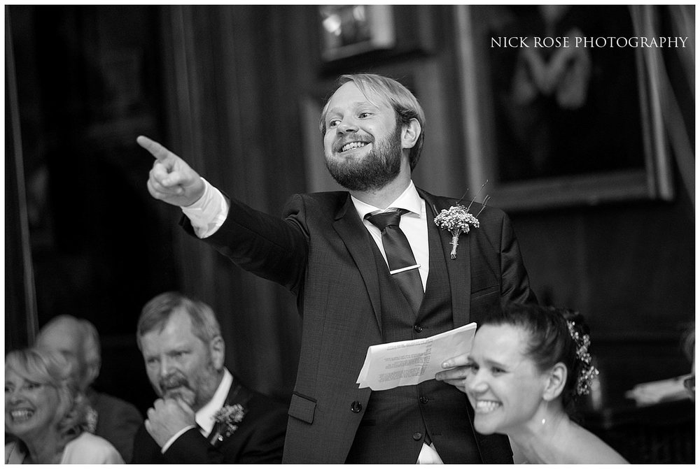 Grove House Wedding Photographer London